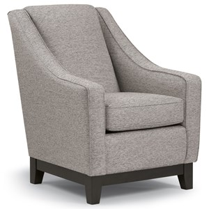 Best Home Furnishings Club Chairs Mariko Club Chair