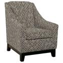 Best Home Furnishings Club Chairs Mariko Club Chair - Item Number: 2070-26083
