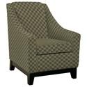 Best Home Furnishings Club Chairs Mariko Club Chair - Item Number: 2070-27063