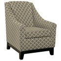 Best Home Furnishings Club Chairs Mariko Club Chair - Item Number: 2070-28843