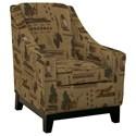 Best Home Furnishings Club Chairs Mariko Club Chair - Item Number: 2070-31767