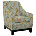 Best Home Furnishings Club Chairs Mariko Club Chair - Item Number: 2070-33342