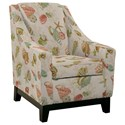Best Home Furnishings Club Chairs Mariko Club Chair - Item Number: 2070-33347