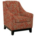 Best Home Furnishings Club Chairs Mariko Club Chair - Item Number: 2070-34064