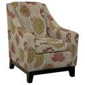 Best Home Furnishings Club Chairs Mariko Club Chair - Item Number: 2070-34618