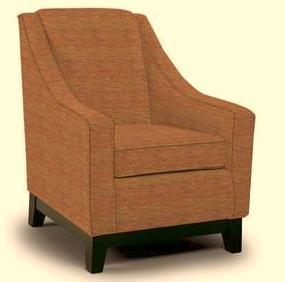 Best Home Furnishings Chairs - Club Mariko Club Chair