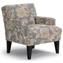 Best Home Furnishings Chairs - Club Randi Club Chair - Item Number: 2110MM