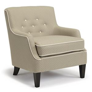 Best Home Furnishings Club Chairs Cecil Club Chair