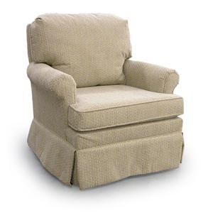 Best Home Furnishings Chairs - Club Bruno Club Chair