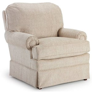 Best Home Furnishings Club Chairs Braxton Club Chair