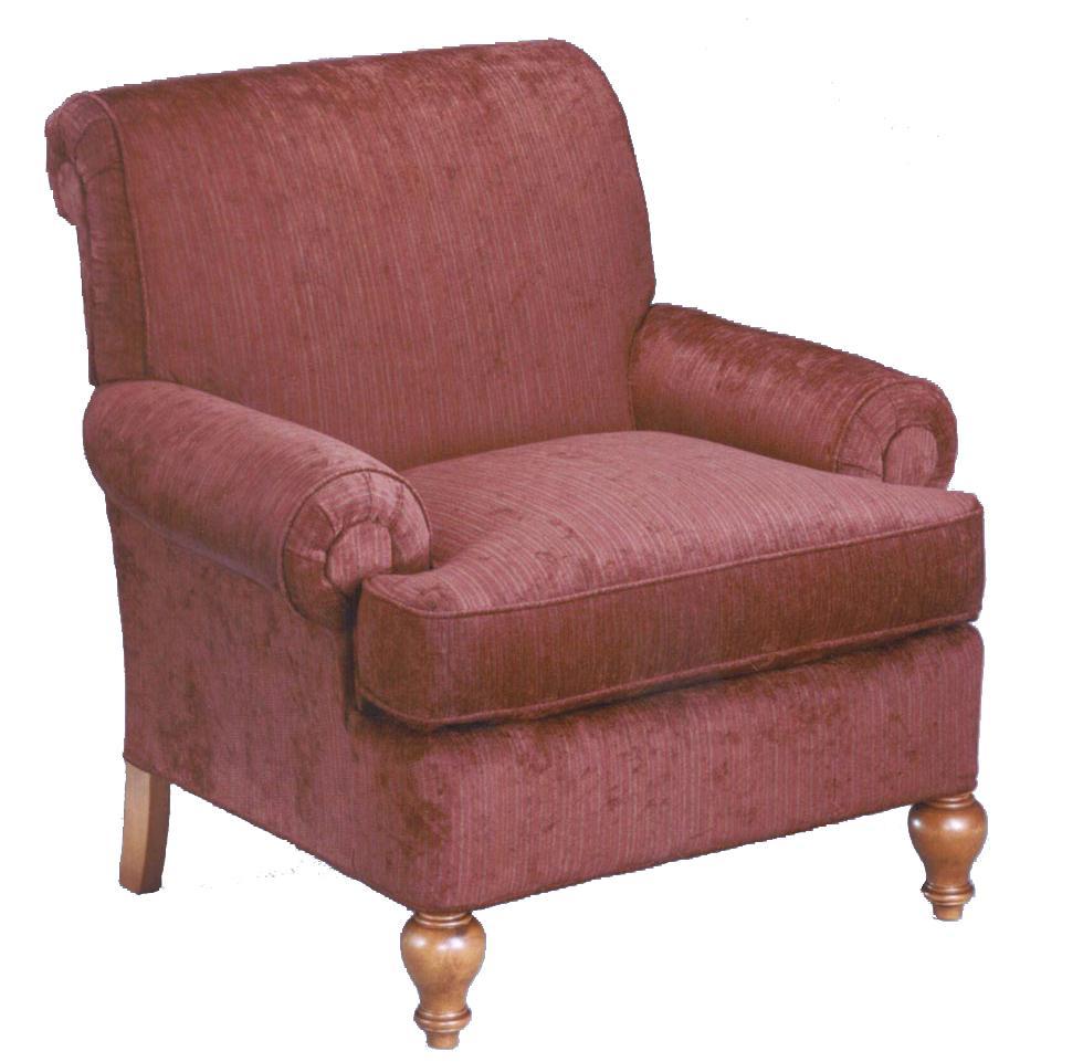 Best Home Furnishings Chairs - Club Sebastian Club Chair - Item Number: 4120