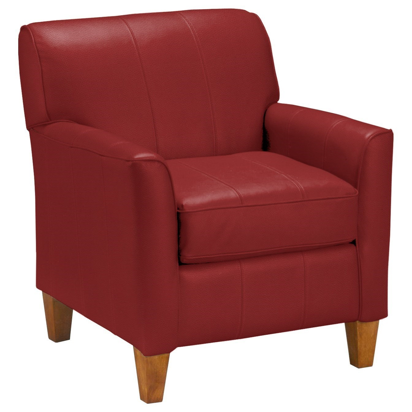Best Home Furnishings Chairs - Club Risa Club Chair - Item Number: 4190-24628U