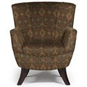 Best Home Furnishings Club Chairs Bethany Club Chair - Item Number: 4550-20061