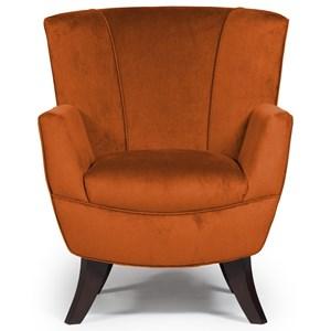 Best Home Furnishings Chairs - Club Bethany Club Chair