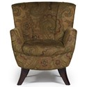 Best Home Furnishings Club Chairs Bethany Club Chair - Item Number: 4550-22405