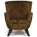 Best Home Furnishings Club Chairs Bethany Club Chair - Item Number: 4550-22406