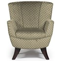 Best Home Furnishings Club Chairs Bethany Club Chair - Item Number: 4550-23793