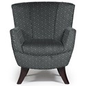 Best Home Furnishings Club Chairs Bethany Club Chair - Item Number: 4550-25083
