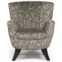 Best Home Furnishings Club Chairs Bethany Club Chair - Item Number: 4550-26083