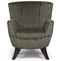 Best Home Furnishings Club Chairs Bethany Club Chair - Item Number: 4550-28043