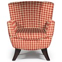 Best Home Furnishings Club Chairs Bethany Club Chair - Item Number: 4550-28068