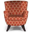 Best Home Furnishings Club Chairs Bethany Club Chair - Item Number: 4550-28424
