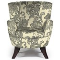 Best Home Furnishings Chairs - Club Bethany Club Chair - Item Number: 4550-28722