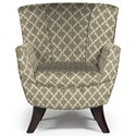 Best Home Furnishings Chairs - Club Bethany Club Chair - Item Number: 4550-28843