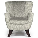 Best Home Furnishings Club Chairs Bethany Club Chair - Item Number: 4550-28889