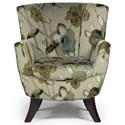 Best Home Furnishings Chairs - Club Bethany Club Chair - Item Number: 4550-29139
