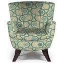 Best Home Furnishings Club Chairs Bethany Club Chair - Item Number: 4550-30562