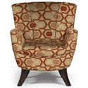 Best Home Furnishings Club Chairs Bethany Club Chair - Item Number: 4550-30564