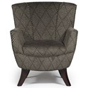 Best Home Furnishings Club Chairs Bethany Club Chair - Item Number: 4550-31153