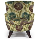 Best Home Furnishings Club Chairs Bethany Club Chair - Item Number: 4550-31747