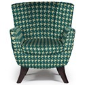 Best Home Furnishings Club Chairs Bethany Club Chair - Item Number: 4550-32182