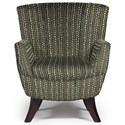 Best Home Furnishings Club Chairs Bethany Club Chair - Item Number: 4550-33023A