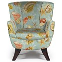 Best Home Furnishings Club Chairs Bethany Club Chair - Item Number: 4550-33342