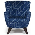 Best Home Furnishings Club Chairs Bethany Club Chair - Item Number: 4550-39122
