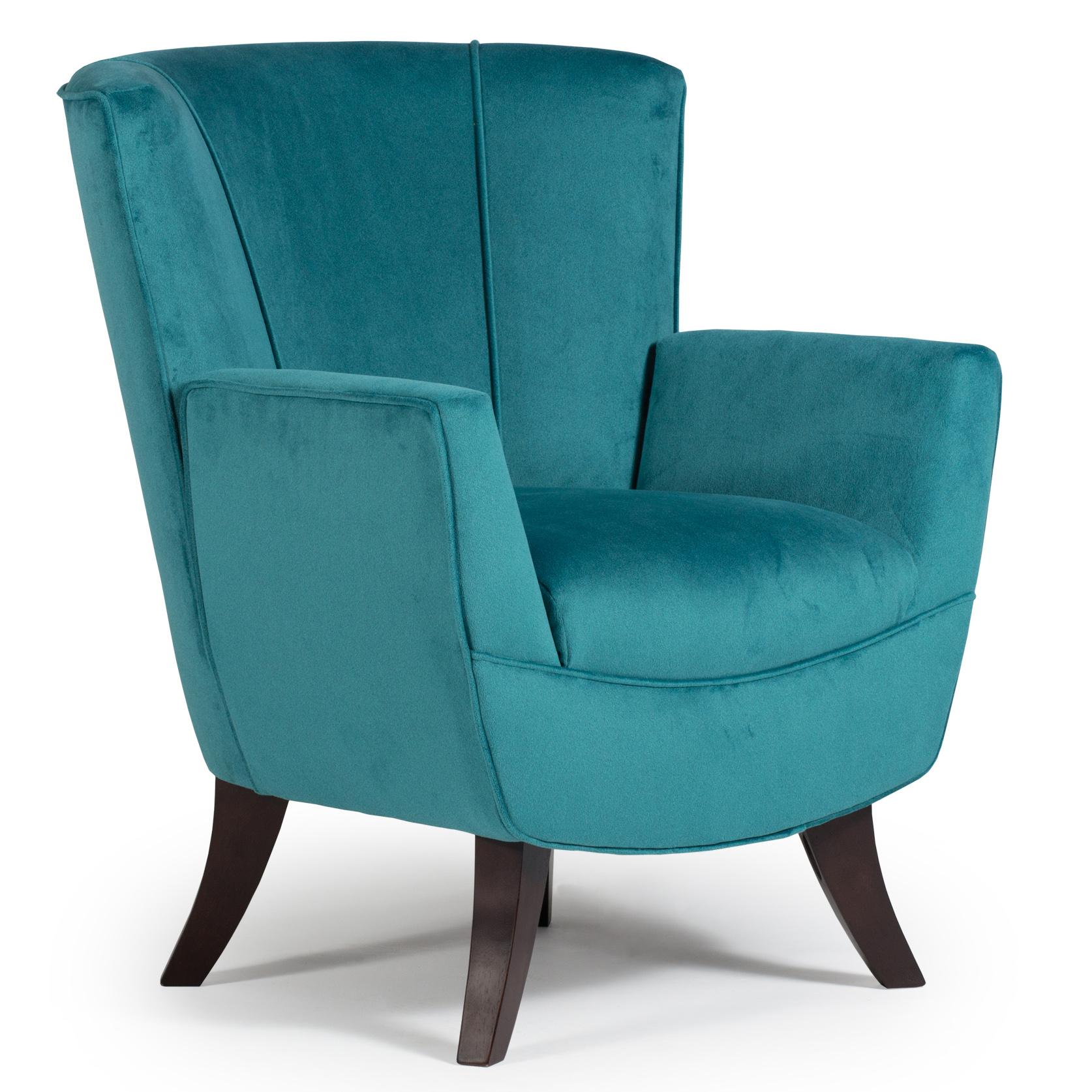 Best Home Furnishings Chairs - Club Bethany Club Chair - Item Number: 4550