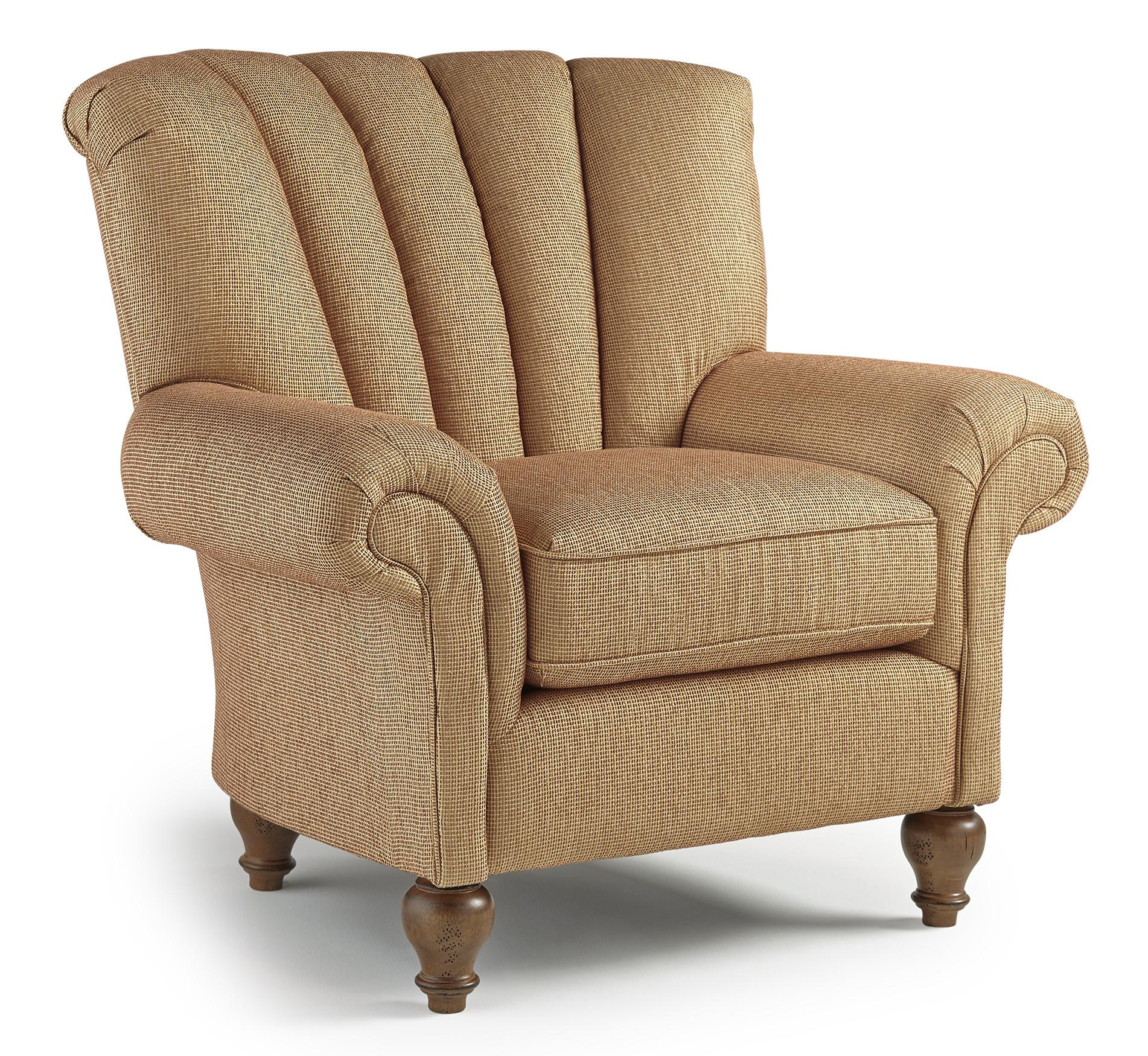Best Home Furnishings Chairs - Club Marlow Club Chair - Item Number: 7020