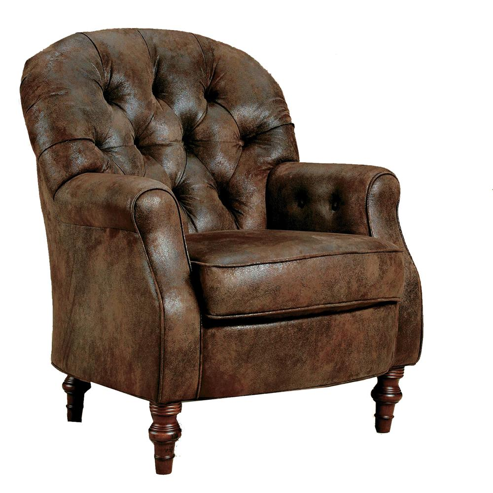 Best Home Furnishings Chairs - Club Truscott Club Chair - Item Number: 7030DP