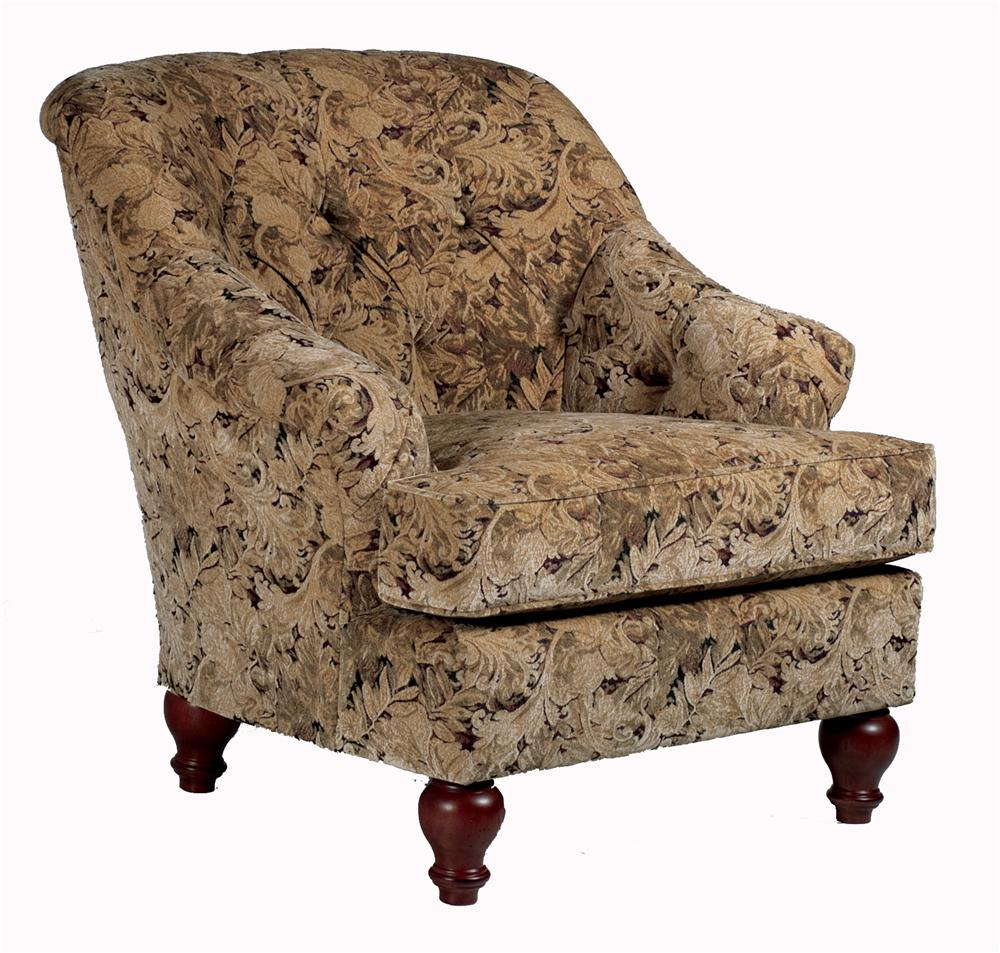 Best Home Furnishings Chairs - Club Hobart Club Chair - Item Number: 7050
