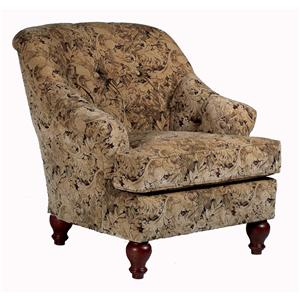 Morris Home Furnishings Chairs - Club Hobart Club Chair