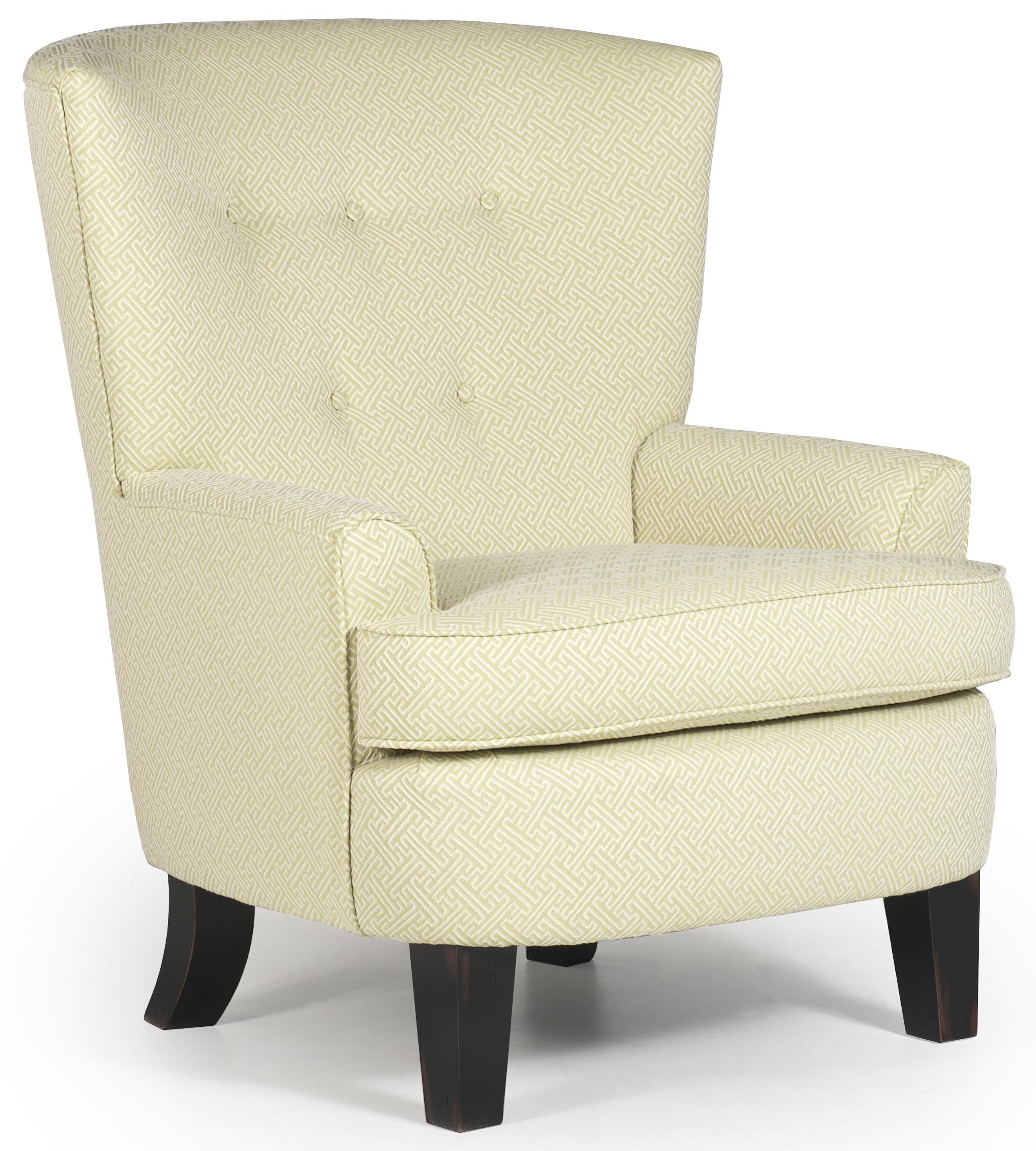 Best Home Furnishings Chairs - Club Luis Club Chair - Item Number: 7120AB