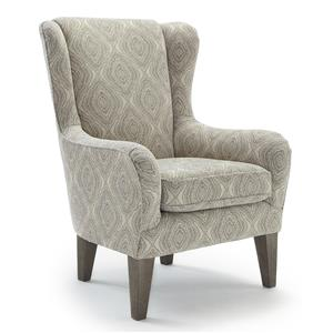 Vendor 411 Chairs - Club Lorette Club Chair