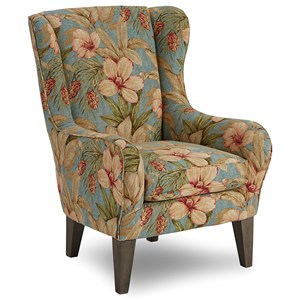 Best Home Furnishings Club Chairs Lorette Club Chair