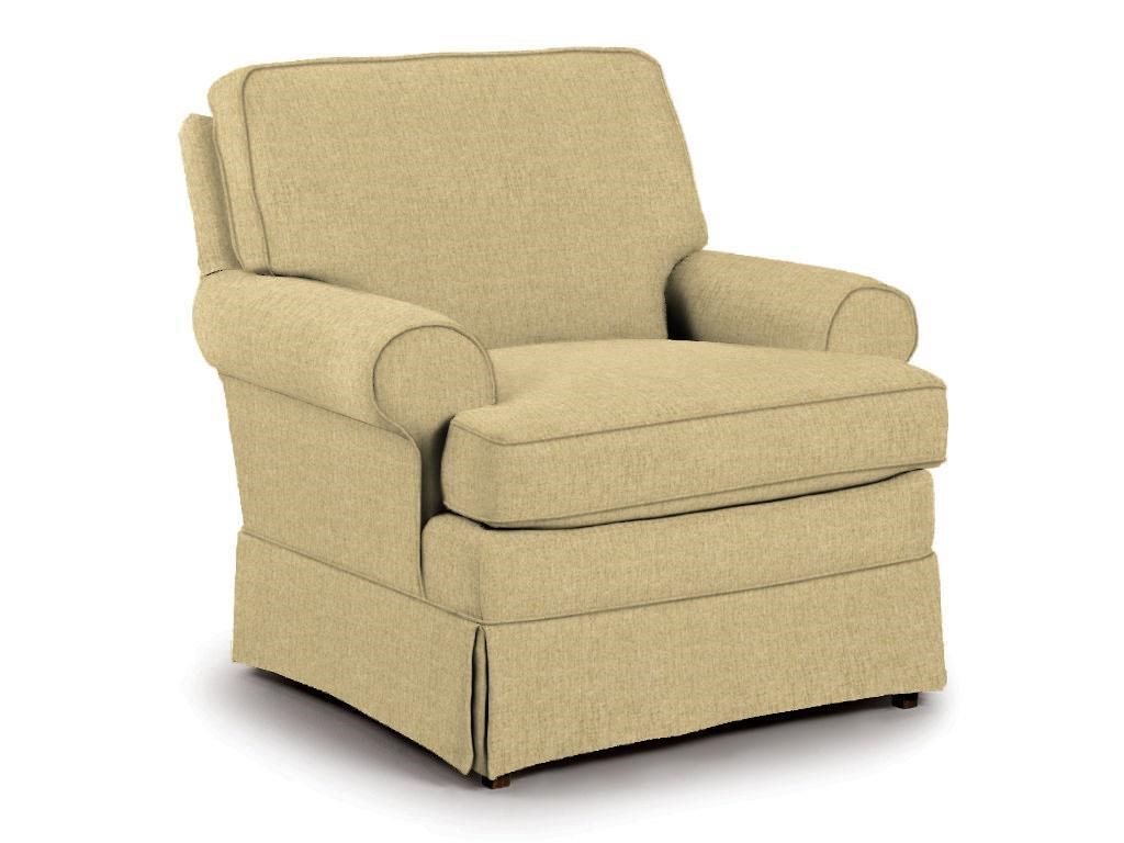 Best Home Furnishings Club Chair Quinn Swivel Glider Chair - Item Number: BEST-1577 21957