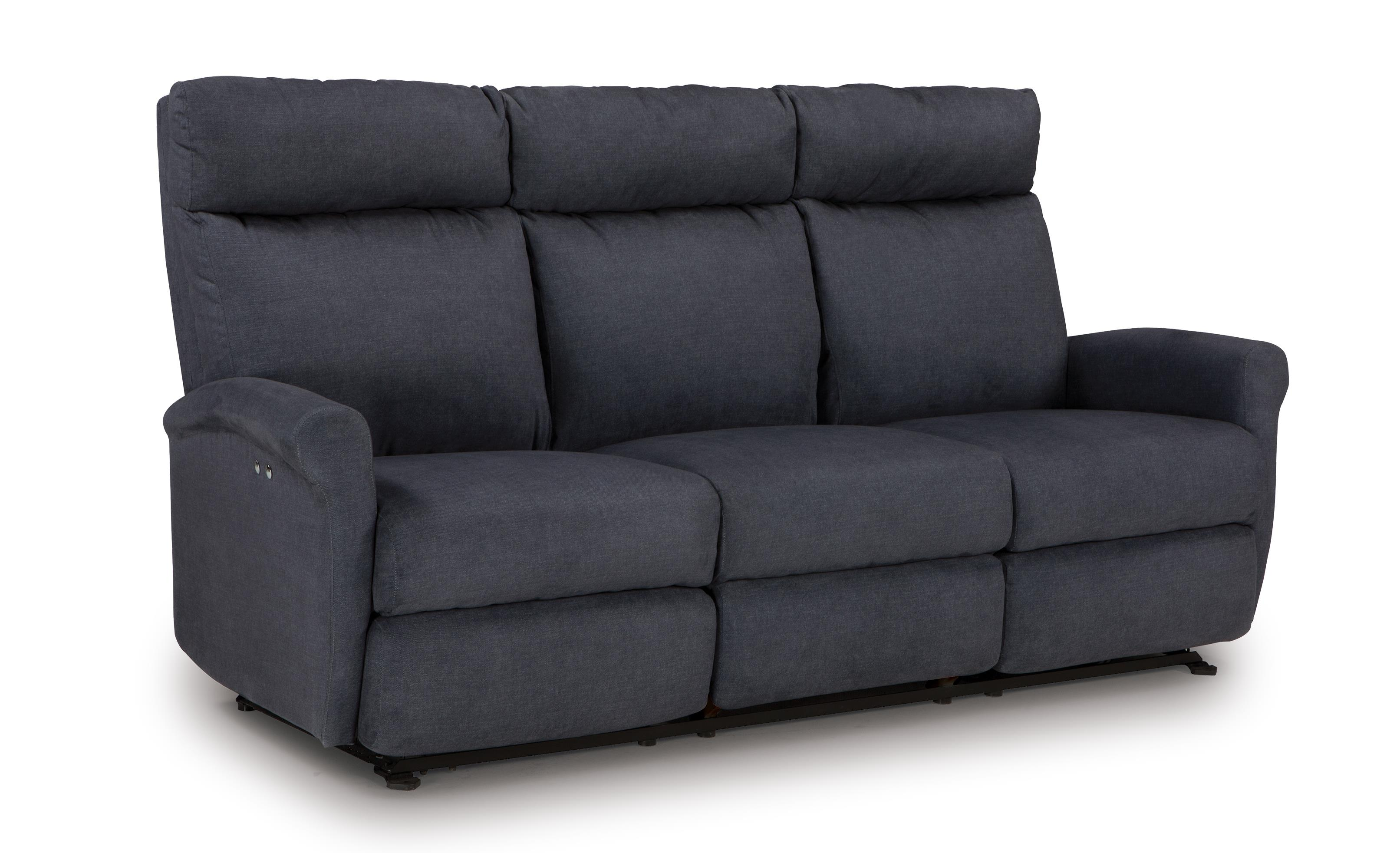 Best Home Furnishings Codie Power Reclining Sofa - Item Number: S100RP4-21472