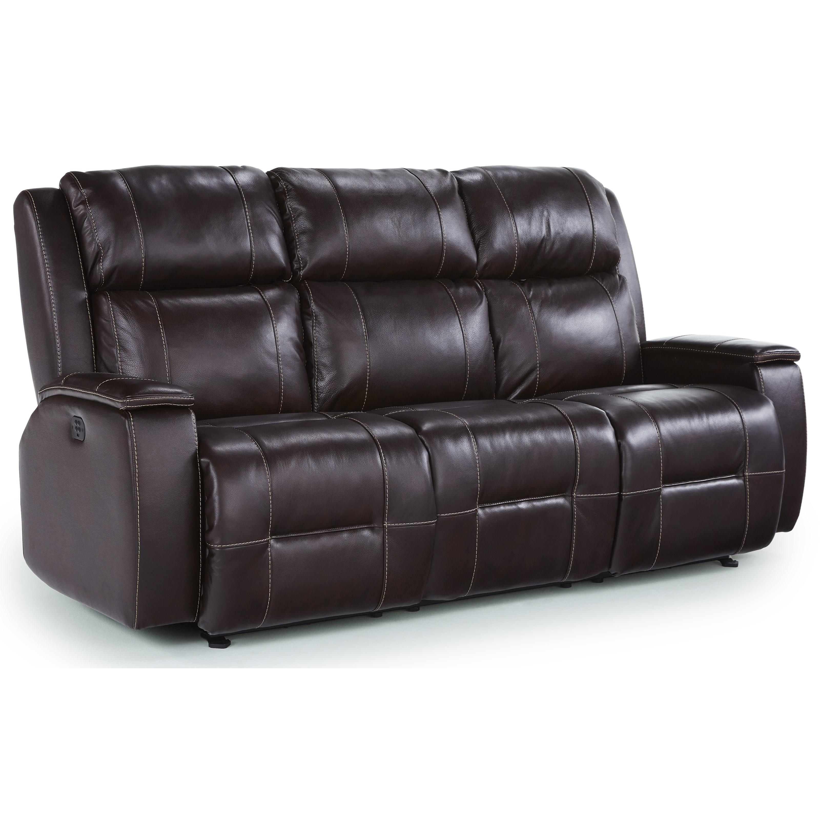 Best Home Furnishings Colton Power Walhugger Recl Sofa w/ Pwr Headrest - Item Number: S740CZ4-73226