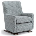 Best Home Furnishings Brighton Swivel Gliding Chair - Item Number: 2237-26042A